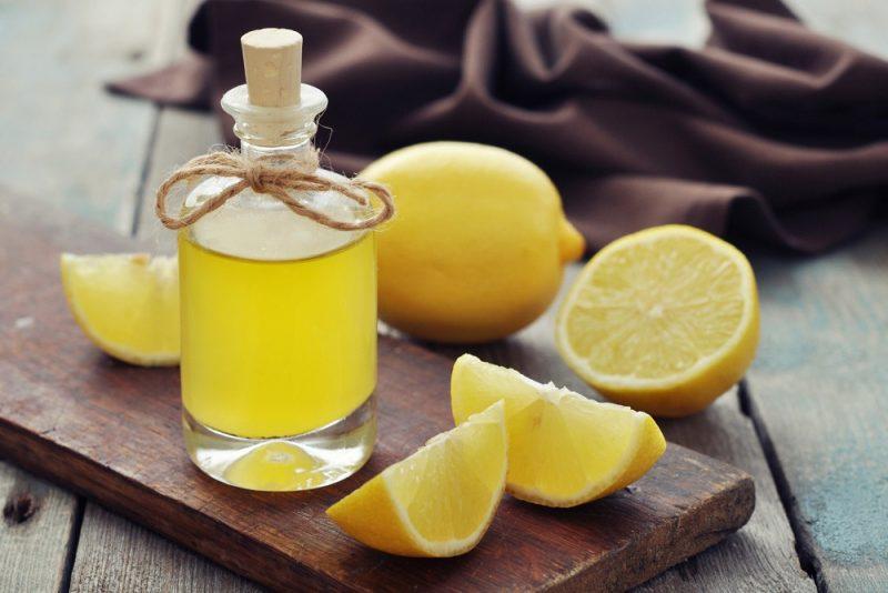 limon yagi - alerji tedavisi - bitkisel yaglar